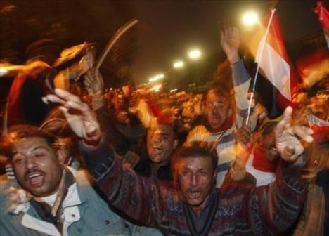 Mısırlılar Çıldırdı!