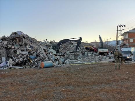 İşte Elazığ Depreminin Yıkımı!