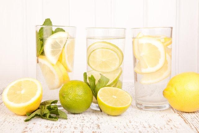 O Hastalık İçin Limonlu Su...