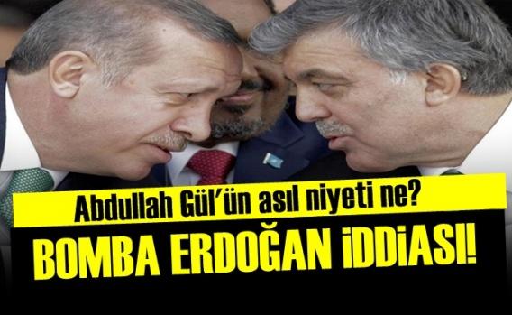 Abdullah Gül'ün Asıl Niyeti Bakın Neymiş?