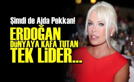 Ajda Pekkan'ın Erdoğan Aşkı!