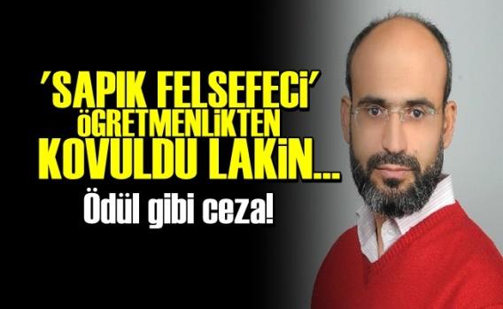 'Sapık Felsefeci'ye Ödül Gibi Ceza!