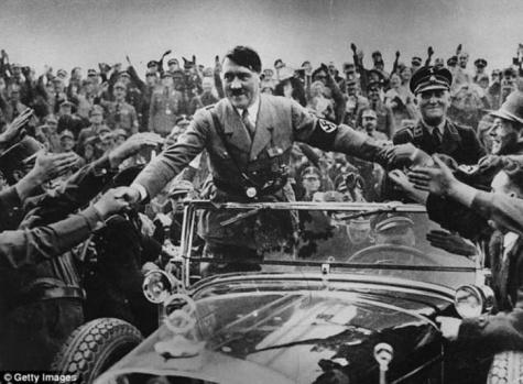 Hitlerin Sakladığı O Gerçek Ortaya Çıktı!