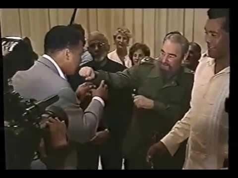 Ali'den Castro'ya Unutulmaz Yanıt