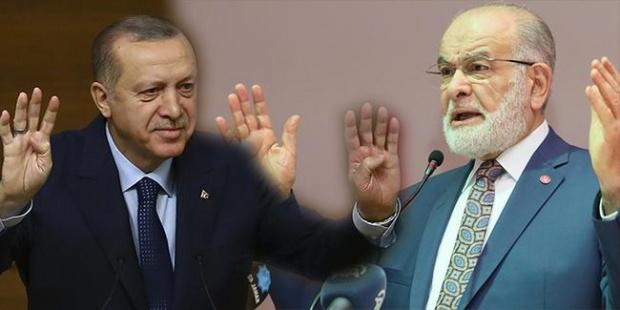 AKP'nin Tabanı Saadet Partisi'ne Kayıyor!