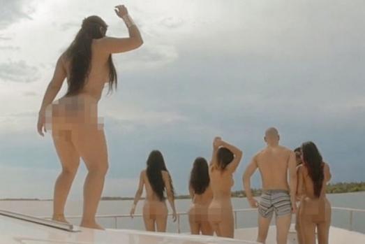Seks Adasına Gitti, Gördü, Anlattı!
