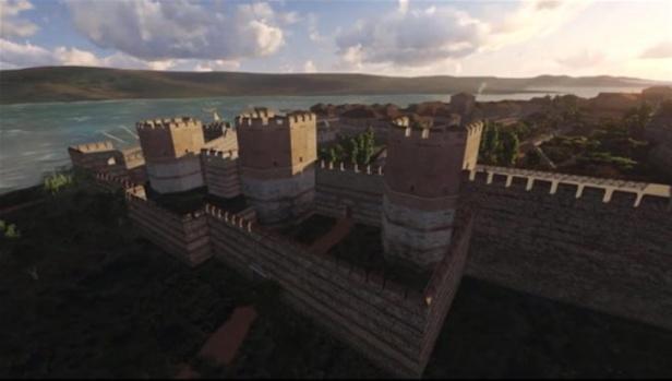 818 Yıl Önce İstanbul Olay Oldu!