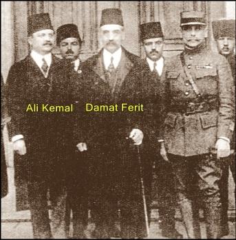 İşte Hain Ali Kemal'in İğrenç Sözleri!