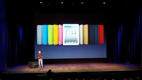 İşte Yeni iPad 2