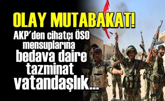 AKP'den ÖSO'ya Bedava Ev...