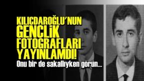 Kılıçdaroğlu'nun Gençlik Fotoğrafları Yayımlandı!