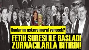 Bunlar Mı Mehmetçiğe Moral Verecek?