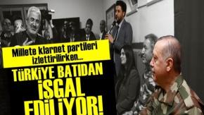 Türkiye İşgal Ediliyor, AKP Seyrediyor!