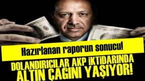 Dolandırıcılar AKP Dönemini Çok Sevdi!