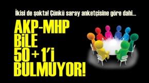 AKP-MHP Büyük Şokta!..