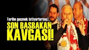 AKP'de Son Başbakan Kavgası!