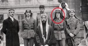 Bir Türk Düşmanı;  Arabistanlı Lawrence