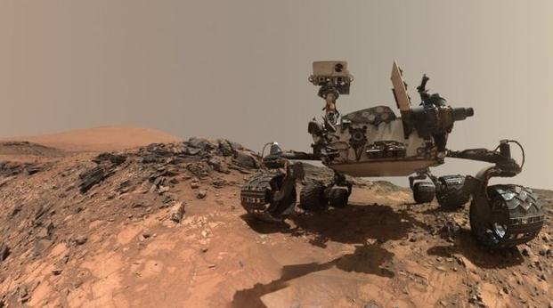 Mars İlk Kez Bu Kadar Yakın...