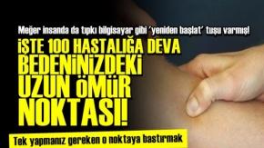 100 Hastalığa Deva 'Yeniden Başlat' Tuşu!..