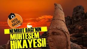 Nemrut Dağı'nın Muhteşem Hikayesi!