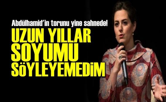 Osmanlı Torunu Yine Sahnede!