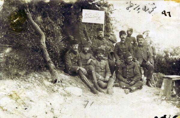Çok Özel Çanakkale 1915...