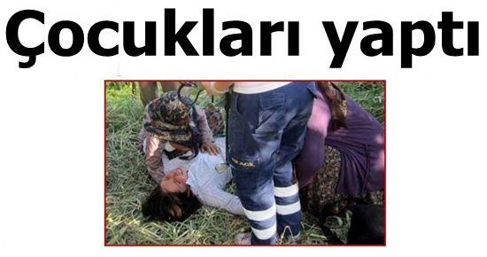 100 BİN LİRA CAYIR CAYIR YANDI...