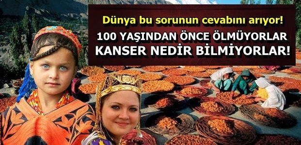 100 YAŞINDA ÖLENE 'GENÇ ÖLDÜ' DİYORLAR...