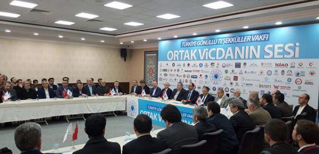 150 VAKIF ENSAR VAKFI'NA SAHİP ÇIKTI...