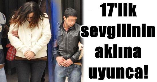 17'LİK SEVGİLİNİN AKLINA UYUNCA!