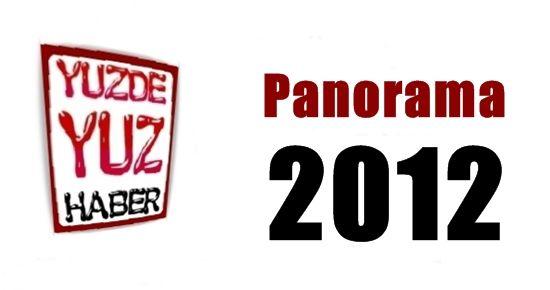 2012 YILI BÖYLE GEÇTİ...