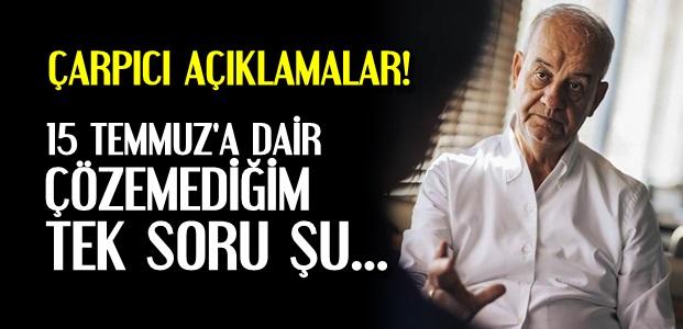BAŞBUĞ'DAN ÇARPICI AÇIKLAMALAR...