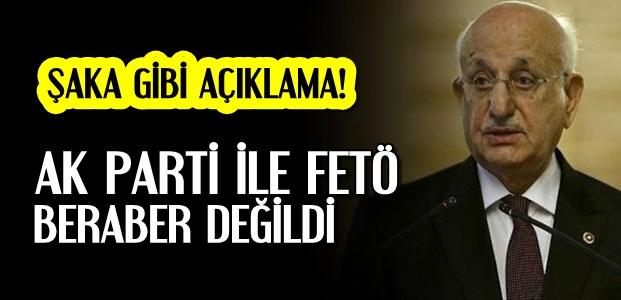'FETÖ BİZİ DESTEKLEMİYORDU'