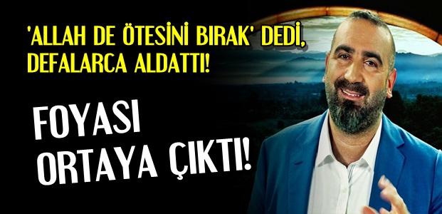 ALLAH DEDİ ÖTESİNİ BIRAKTI...
