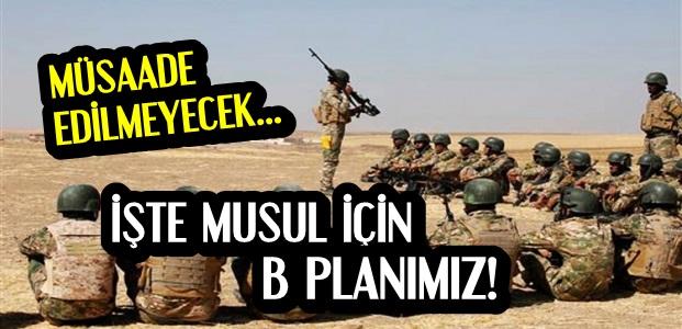 ALTERNATİF PLAN BELLİ OLDU...