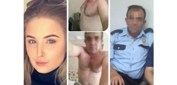 TACİZCİ POLİS İHRAÇ EDİLEBİLİR!
