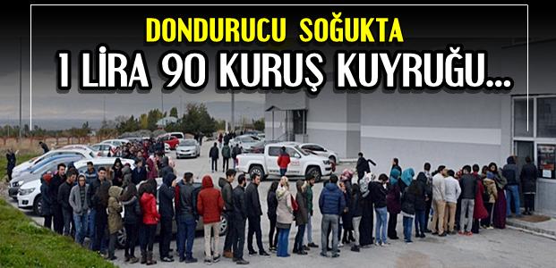 1 LİRA 90 KURUŞ KUYRUĞU...