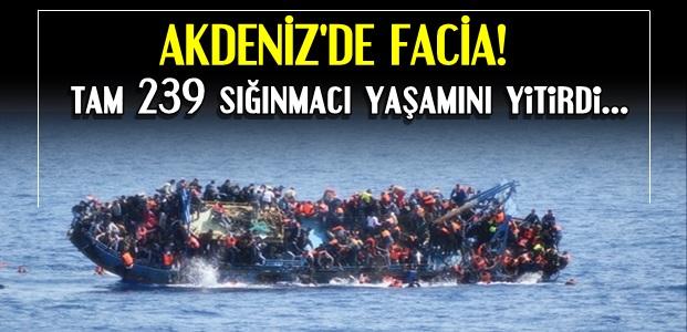 BİRLEŞMİL MİLLETLER AZ ÖNCE AÇIKLADI!