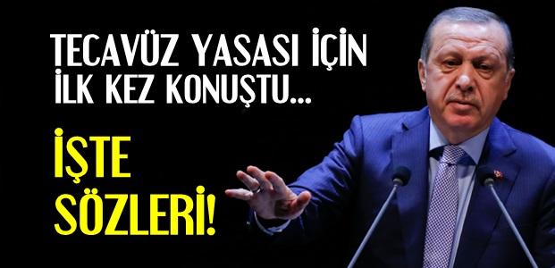 ERDOĞAN'DAN FLAŞ AÇIKLAMA!