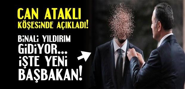 BAŞBAKANLIĞA GELİYOR!..