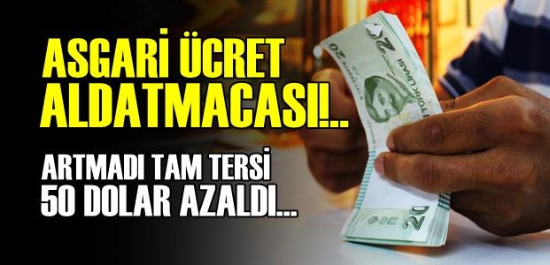 HERŞEY ALDATMACA ÜZERİNE!..