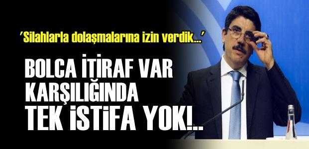 İTİRAFTA REKORA KOŞUYORLAR AMA!..