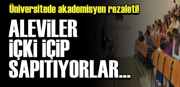 ABANT İZZET BAYSAL'DA SKANDAL!..