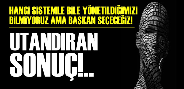 A&G'NİN ANKETİNDEN 'UTANÇ' ÇIKTI!..