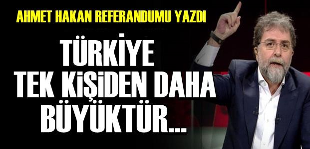 AHMET HAKAN'DAN AKP'LİLERİ ÇILDIRTACAK YAZI!