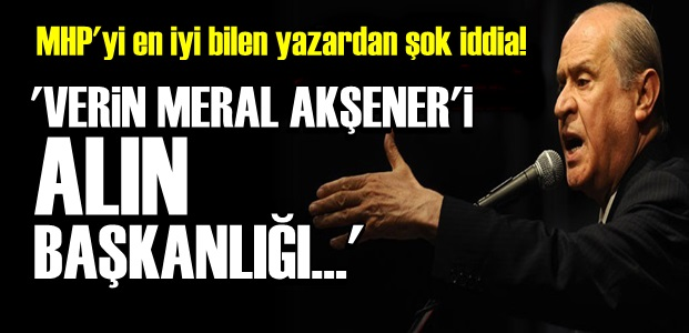 BİZZAT MERAL AKŞENER ANLATMIŞ!..