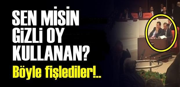 ÇETELESİNİ TUTTULAR!..