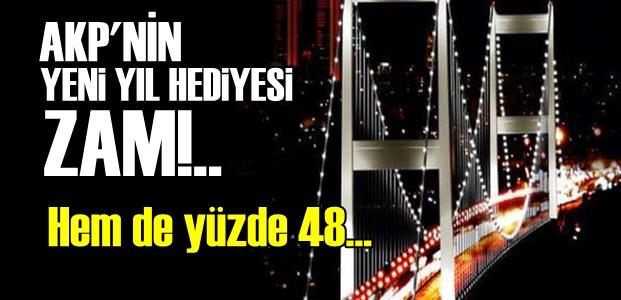 HOŞGELDİN ZAM!..