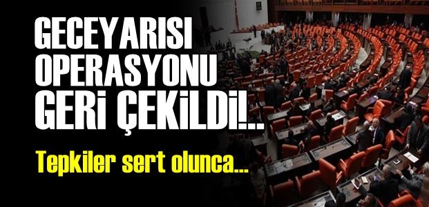 PEŞKEŞ ŞİMDİLİK DURDU!..