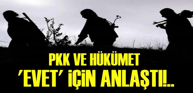 'TIPKI OSLO'DAKİ GİBİ GİZLİCE GÖRÜŞTÜLER'
